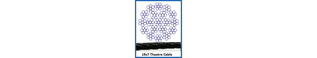 19 x 7 Theatre Cable