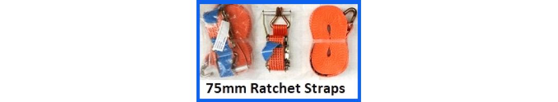 75MM Ratchet Straps