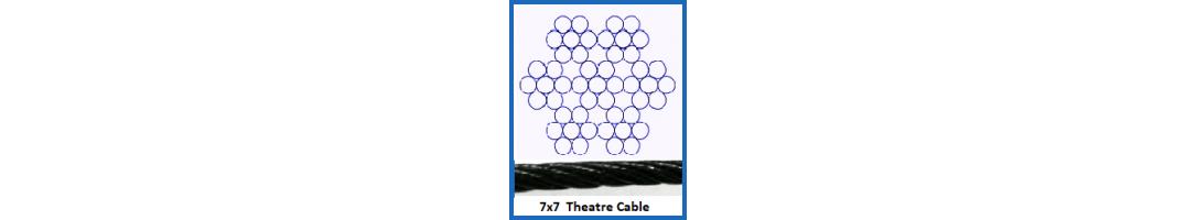 7 x 7 Theatre Cable