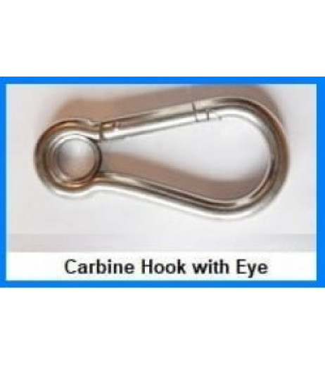 Carbine Hook with Eye