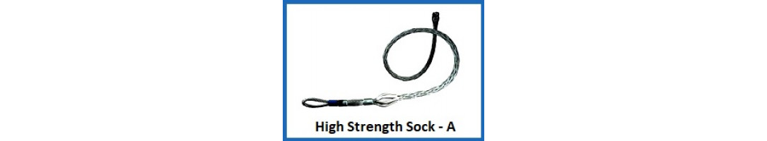 High Strength Cable Sock