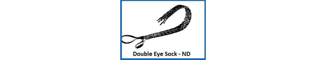 Double Eye Non Metallic Cable Socks