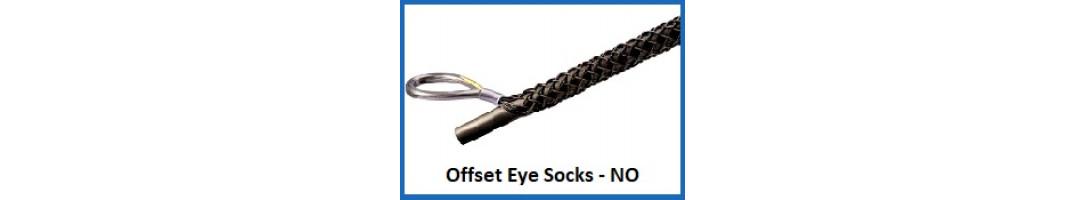 OffSet Eye Non Metallic Cable Socks