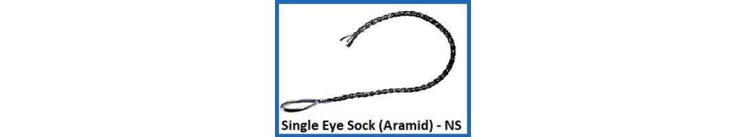 Single Eye Aramid Cable Socks