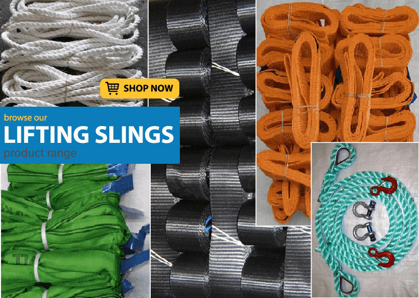 Lifting Slings - Lifting Gear Direct