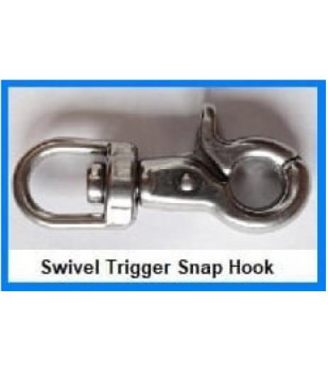 Swivel Trigger Snap Hook