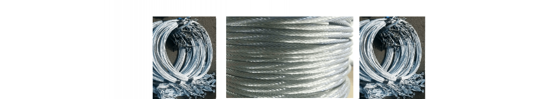 Stainless Steel Catenary Wire Kit