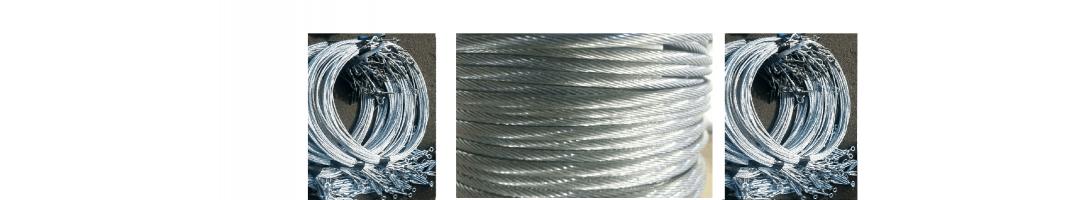 Galvanised Catenary Wire Kit