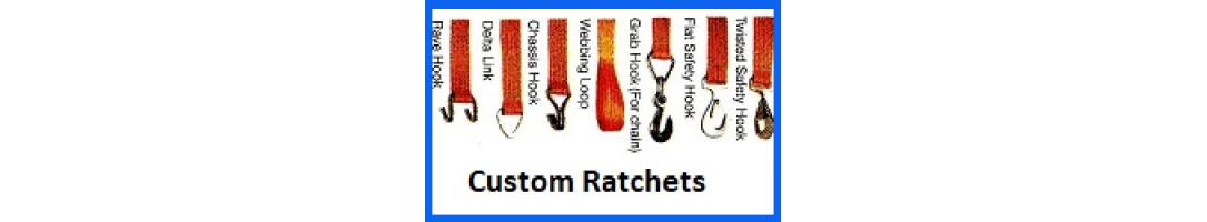 Custom Ratchet Straps