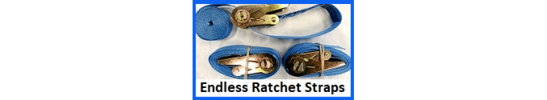 Endless Ratchet Straps