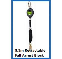 3.5m Retractable Fall Arrest Block – FA20 400 03