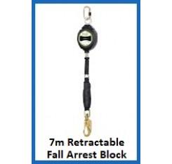 7m Retractable Fall Arrest Block