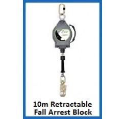 10m Retractable Fall Arrest Block