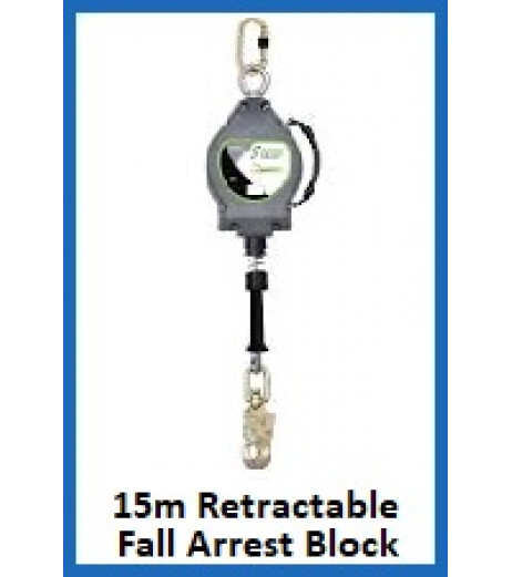 15m Retractable Fall Arrest Blocks