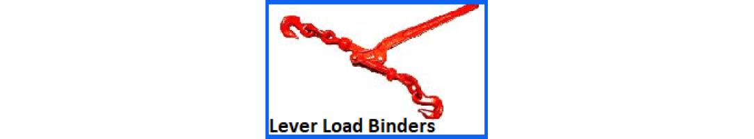 Lever Load Binders