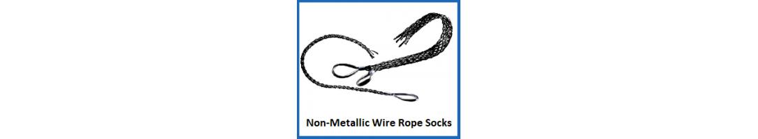 Non Metallic Cable Socks