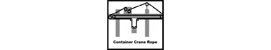 Container Crane Rope