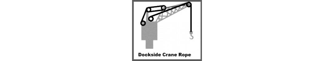 Dockside Crane Ropes