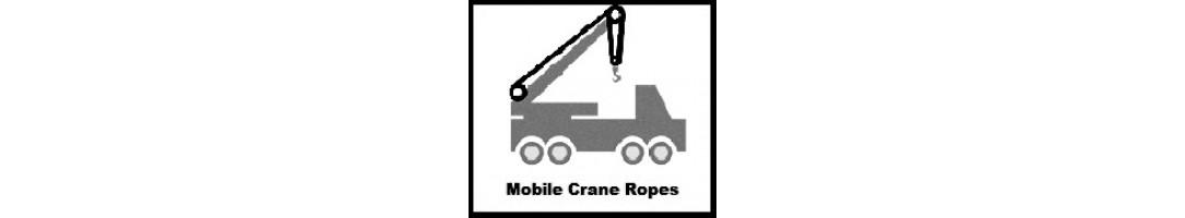 Mobile Crane Rope