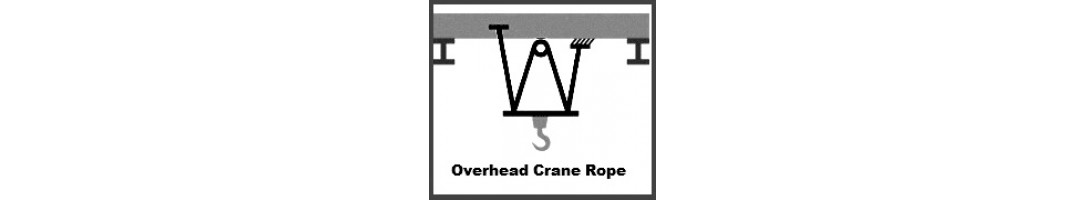 Overhead Crane Rope