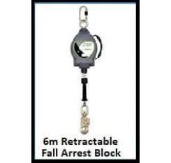 6m Retractable Fall Arrest Block