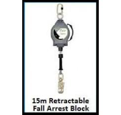 15m Retractable Fall Arrest Blocks