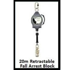 20m Retractable Fall Arrest Block