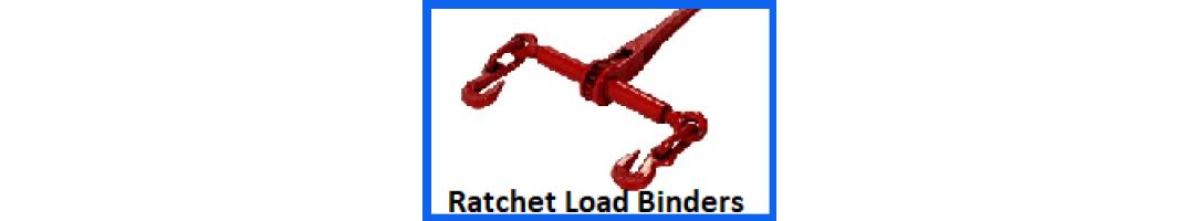 Ratchet Chain Binders