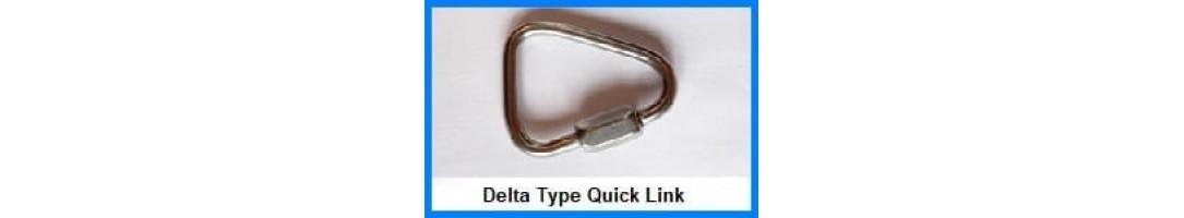 Delta Type Quick Link