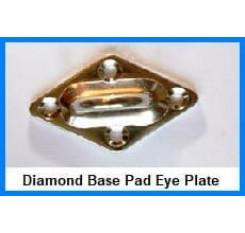 Diamond Base Pad Eyes