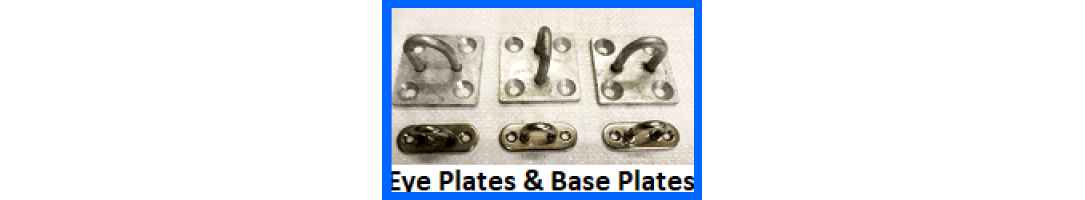 Eye Plates & Base Plates
