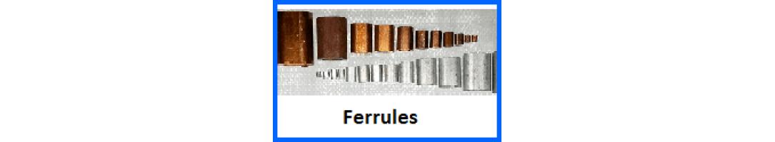 Wire Rope Ferrules