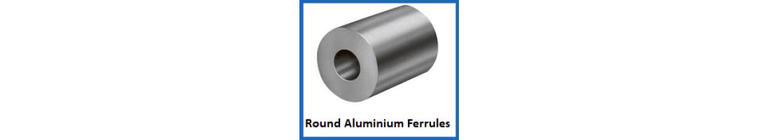 Round Aluminium Ferrules