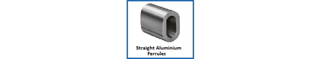 Straight Aluminium Ferrules