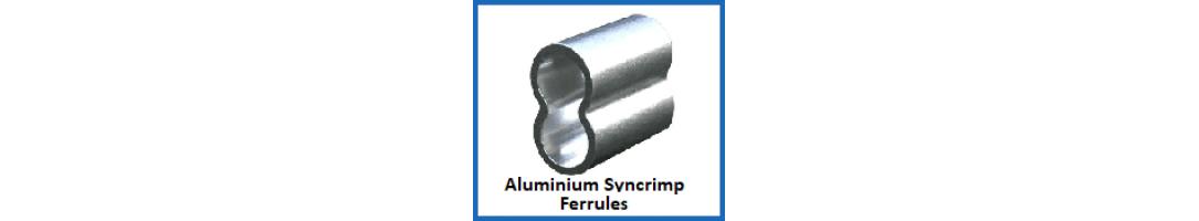 Aluminium Syncrimp Ferrules
