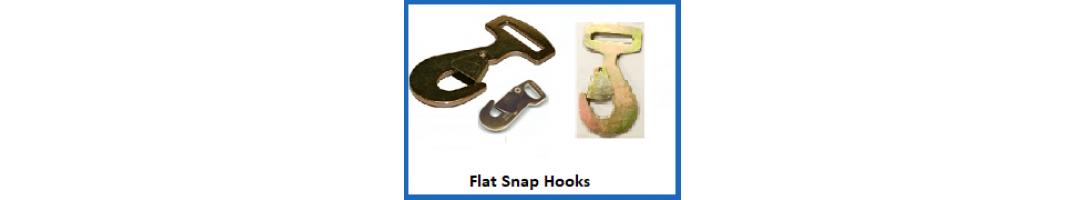 Flat Snap Hook Fittings