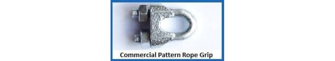 Commercial Pattern Rope Grips
