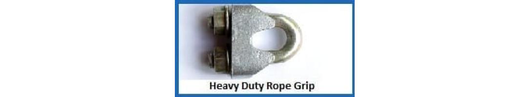 Heavy Duty Rope Grips