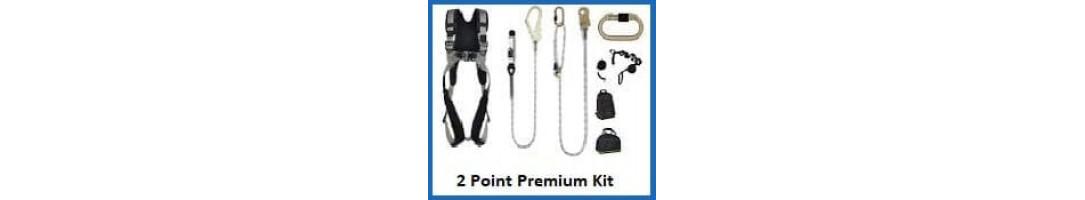 2 Point Premium Harness Kit