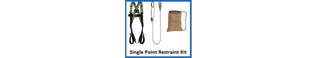 Single Point Restraint Harness Kit