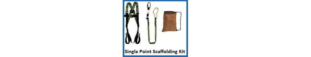 Single Point Scaffolding Harness Kit