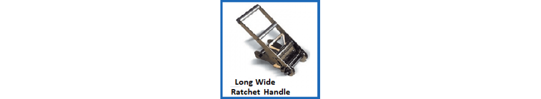 Long Wide Ratchet Handle
