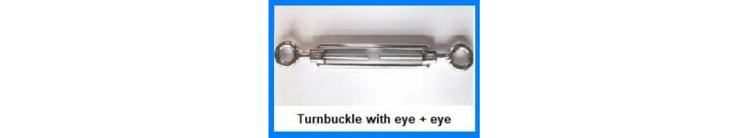 Turn Buckle Eye & Eye