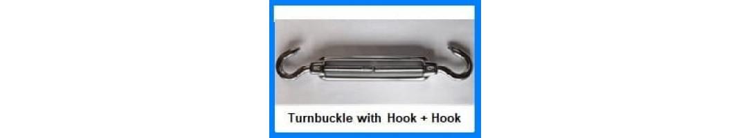 Turn Buckle Hook & Hook