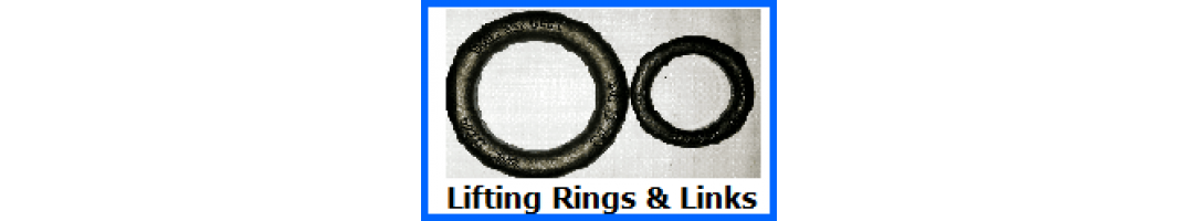 Lifting Rings & Links