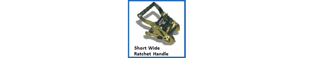 Short Wide Ratchet Handles