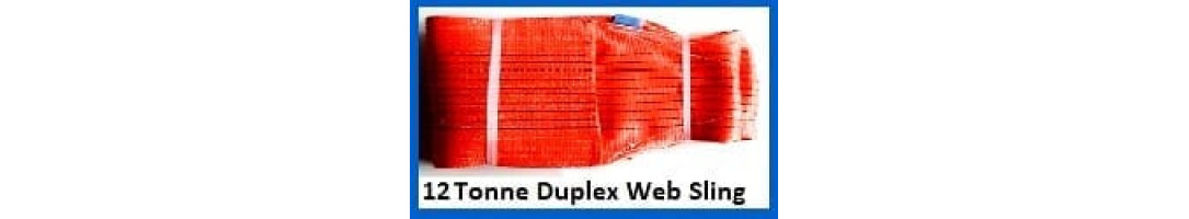 12000 kg Web Sling