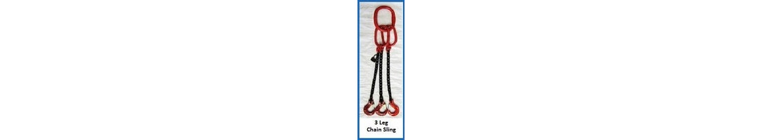 Three Leg Chain Slings