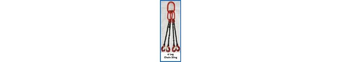 Four Leg Chain Sling