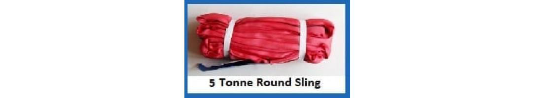 5000 kg Round Sling